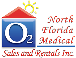 North Florida Medical Sales & Rentals Inc. Logo
